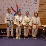 Les médaillés Filles
