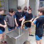 Préparation Canoe