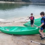 Sortie Canoe